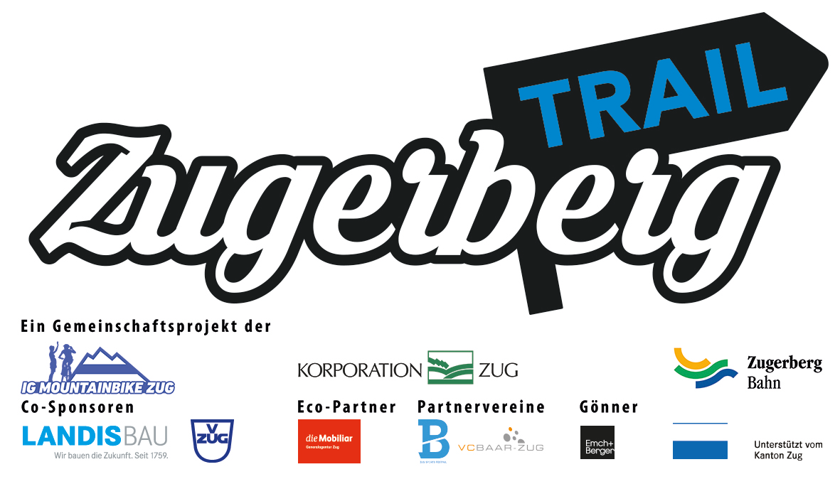 ZugerbergTrail Logos Partner